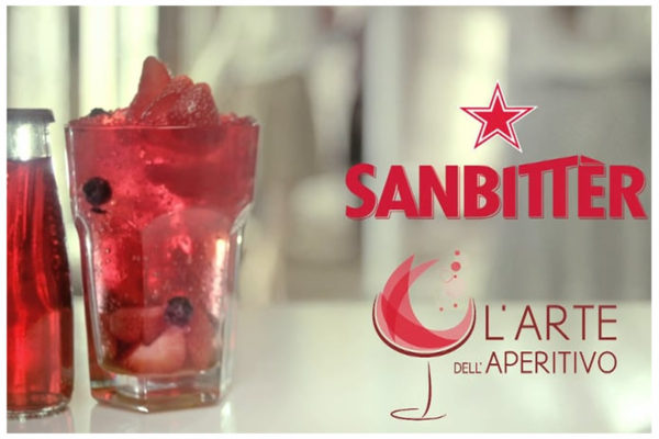 SANBITTER STRAWBERRY BITTER
