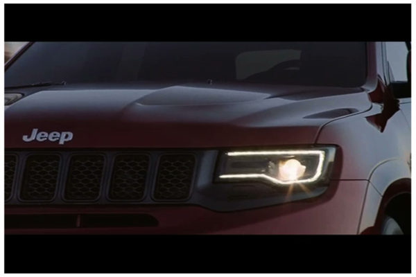 JEEP GAMMA GRAND CHEROKEE